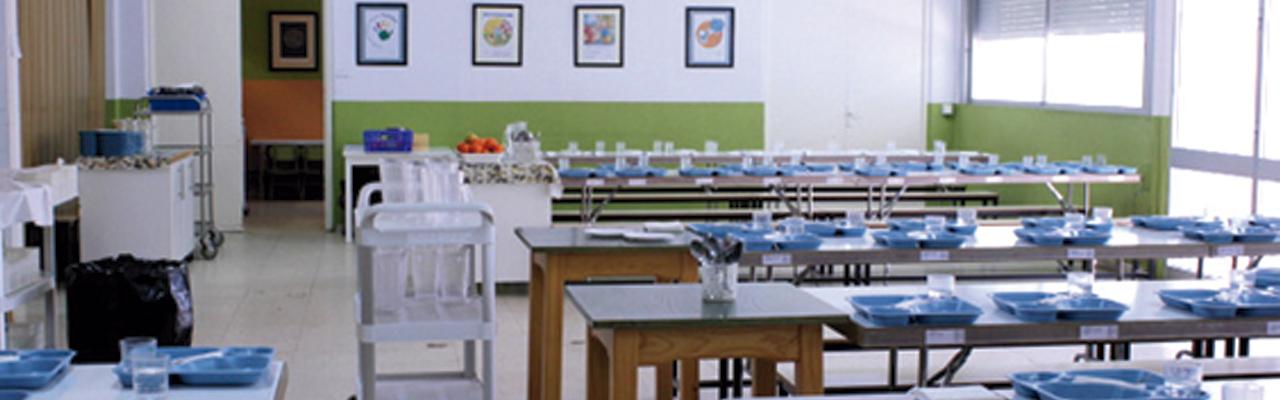 Comedor - Colegio Aljarafe