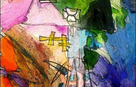 Taller pintura colegio aljarafe