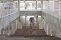 Colegio Aljarafe escalera
