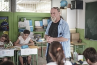 Colegio Aljarafe en clase