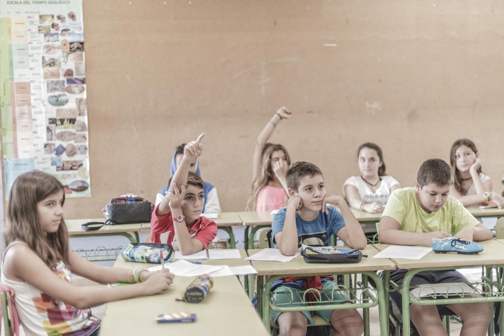 Colegio Aljarafe participativo