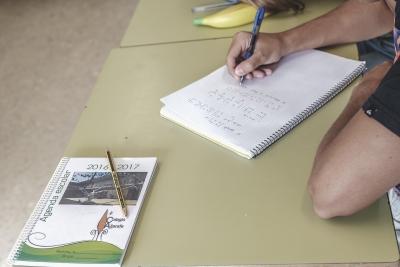 Colegio Aljarafe trabajando las Matemáticas