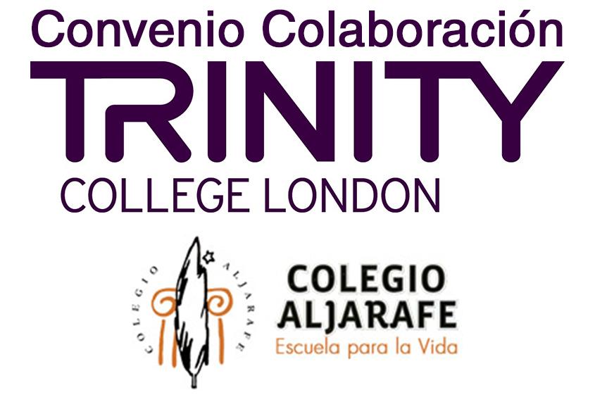 Convenio Trinity College Colegio Aljarafe