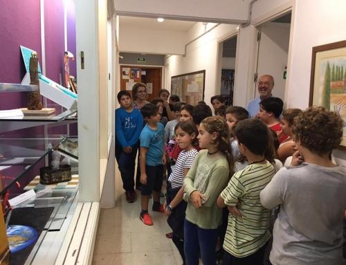 Inauguración Exposición Fernández Mariscal