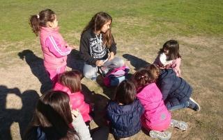 Colegio Aljarafe Hermanamiento Infantil Secundaria
