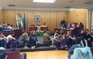 Pleno Ayuntamiento Violencia de Genero