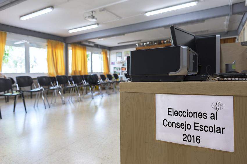 Elecciones Consejo Escolar Colegio Aljarafe