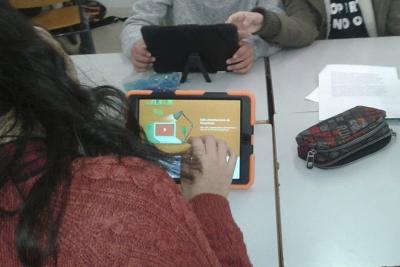 Tecnología en el Aula