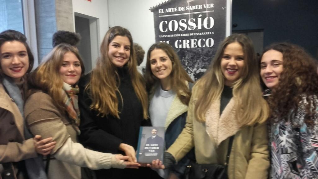 Bartolome Cossio - Institución Libre Enseñanza