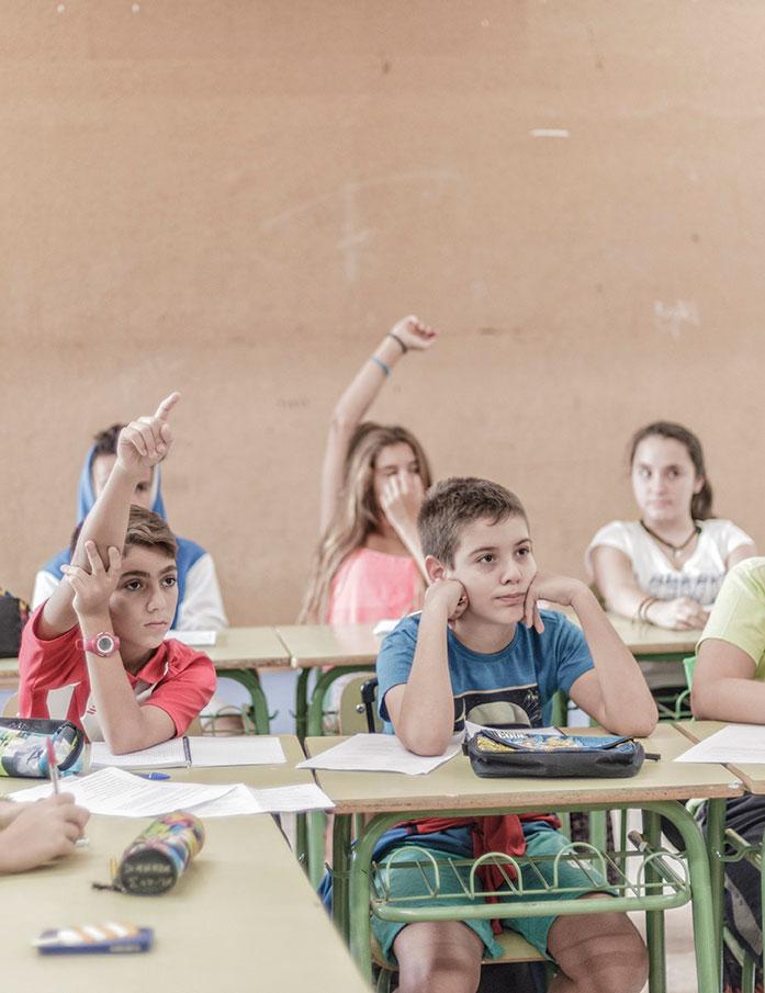 ESO en el Colegio Aljarafe