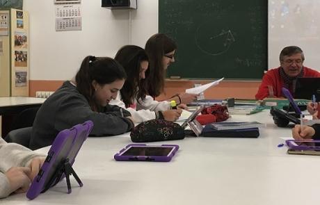 Nuevas tecnologias colegio aljarafe