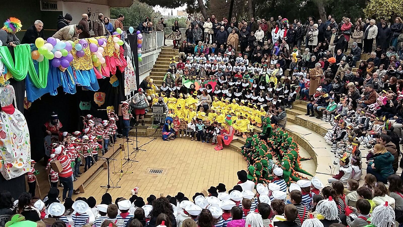 carnaval colegio aljarafe