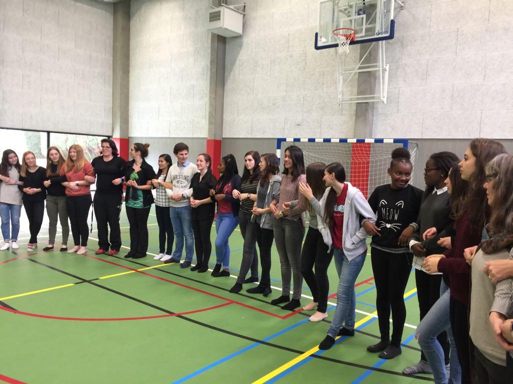 Proyecto Green My School - Visita a Belgica
