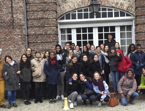 Proyecto Green My School. Visita a Bélgica.