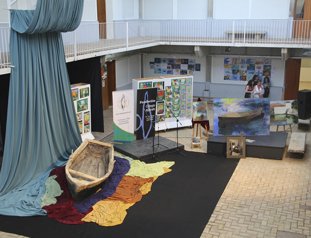Inauguración Exposición Homenaje a Felix de Cárdenas
