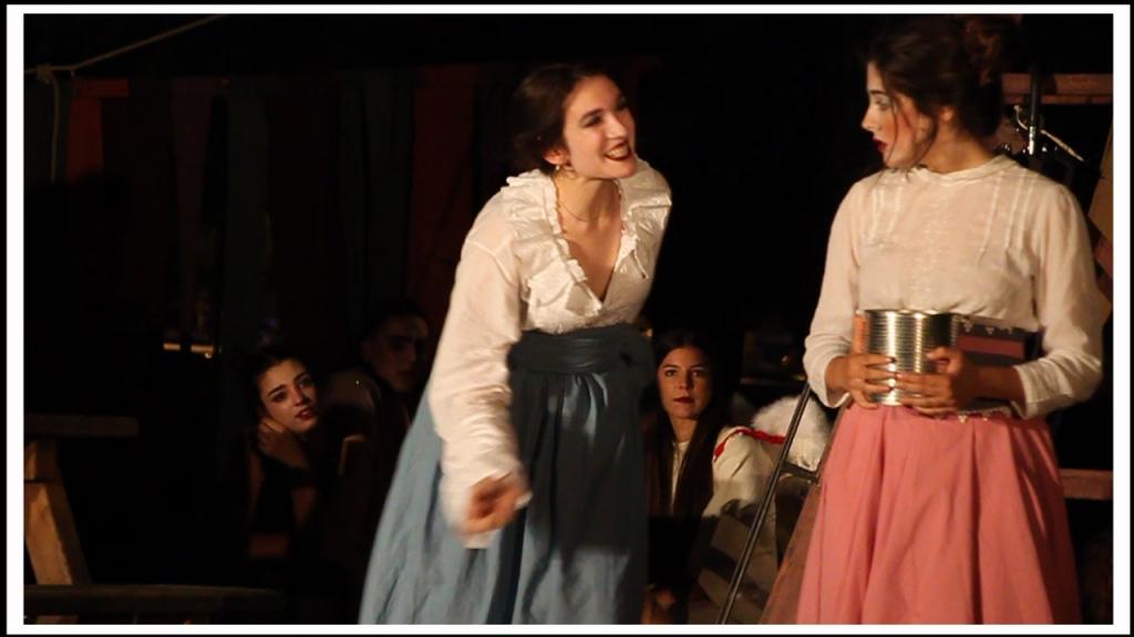 Función Farsas y Bufonerías Colegio Aljarafe