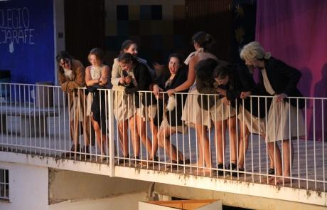 23. Representación Las Asambleístas Colegio Aljarafe