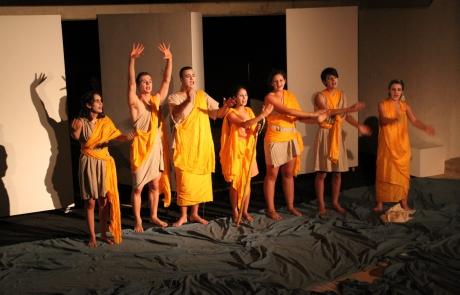 12. Representación Las Asambleístas Colegio Aljarafe