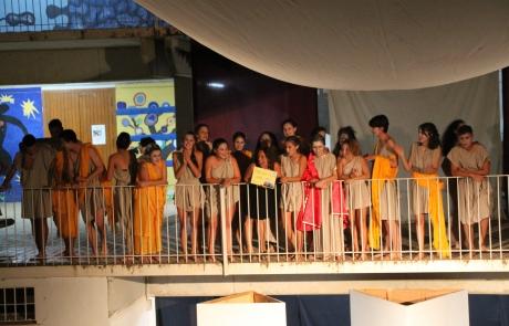 15. Representación Las Asambleístas Colegio Aljarafe