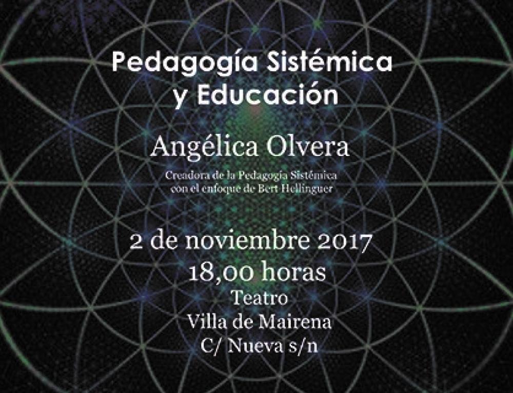 Encuentro sobre Pedagogía Sistémica y Educación.