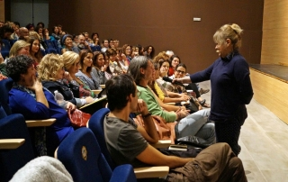 Conferencia PEDAGOGÍA SISTÉMICA Y EDUCACIÓN