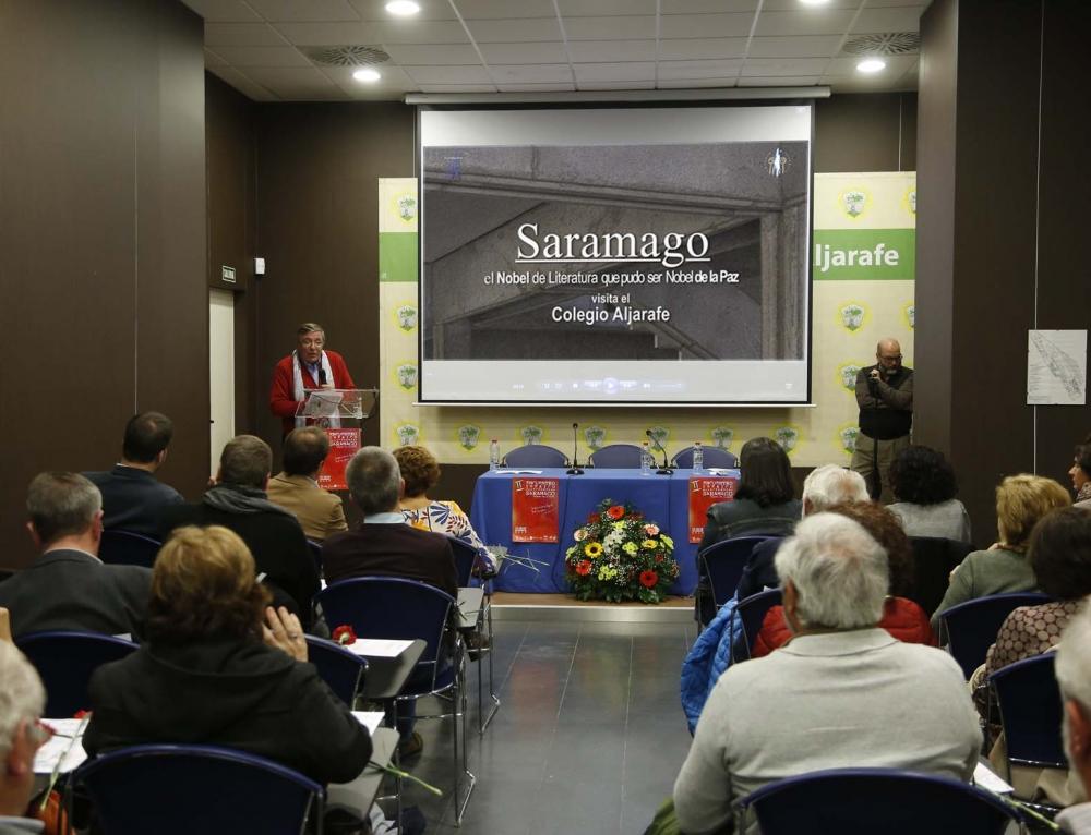 Presentación vídeo Saramago
