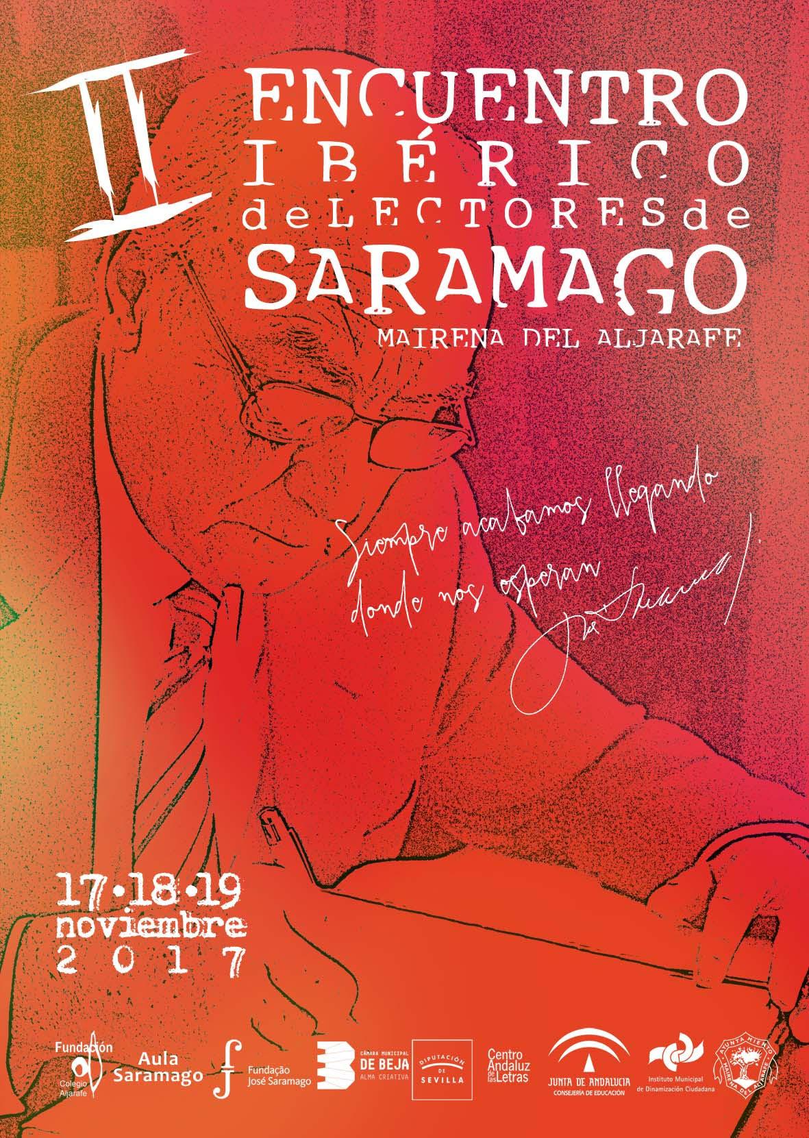 II Encuentro ibérico de lectores de Saramago