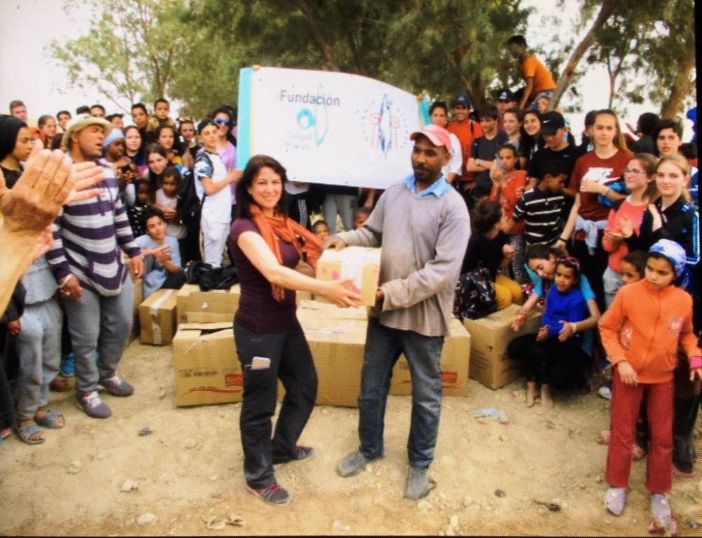 Actividades de Solidaridad en Marruecos