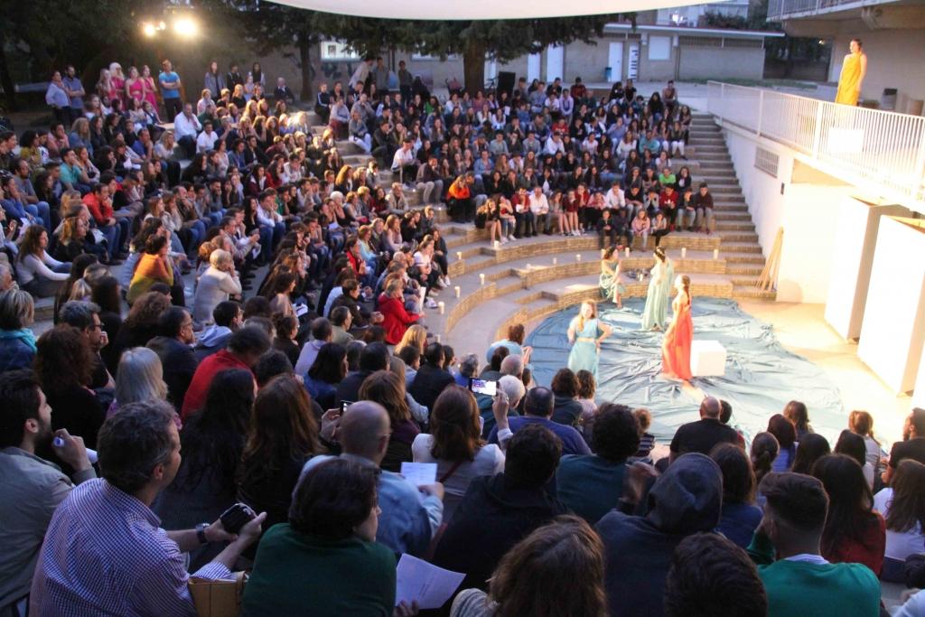 Obra de Teatro Lisistrata Colegio Aljarafe