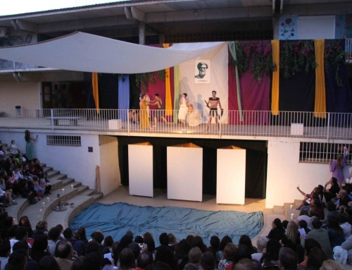 """Reseña sobre la obra de Teatro """"Lisístrata"""""""