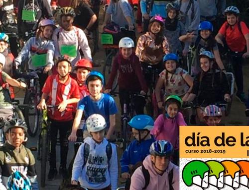 Celebración del Día de la Bici IX Edición