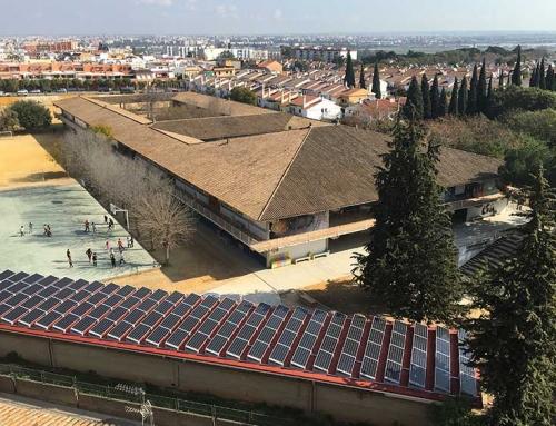 Central de producción de energía eléctrica mediante placas fotovoltaicas