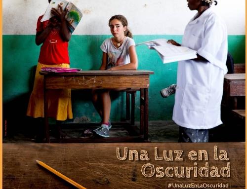 Estreno en cines el 22 de enero del documental «Una luz en la oscuridad», protagonizado por Marta Borrell, alumna de nuestro centro.