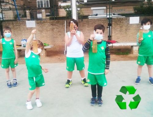 Actividad Sostenibilidad & Real Betis Baloncesto